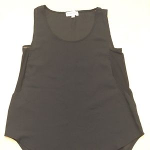 Zenana Outfitters Scoop Neck Blouse Top Sz: S